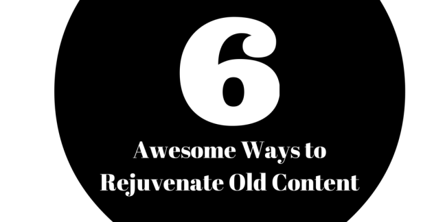 Ways to repurpose your old blog content
