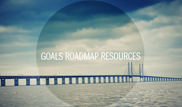 Goals Roadmap and Resources - the key to successful content marketing