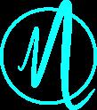 Moxie Logo_Transparent BLUE